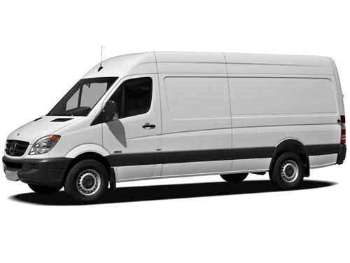 Extra Long Wheel Base Van