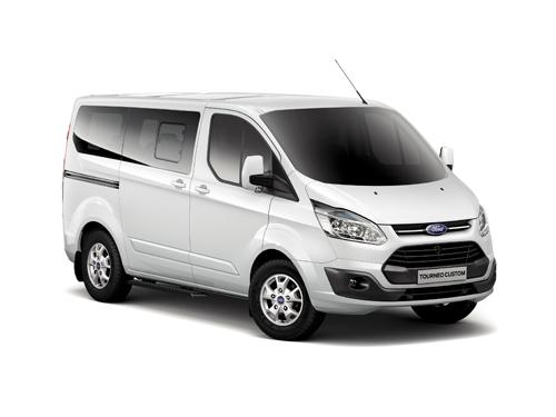 Ford Transit Custom Tourneo L2 TDCi Titanium 9 seat