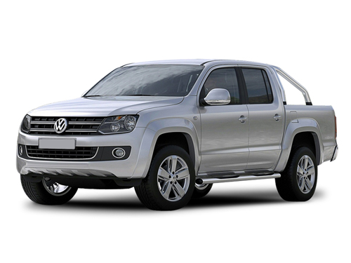 VW Amarok A32 Tdi Doublecab Pick Up Highline - Open Back