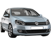 VW Golf For Hire