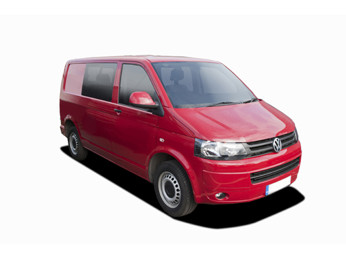 VW Transporter Kombi Highline 2.0 Tdi