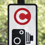 Road sign- Congestion Charge zone